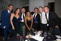 Six Degrees Executive RI (Australia) Awards 2016